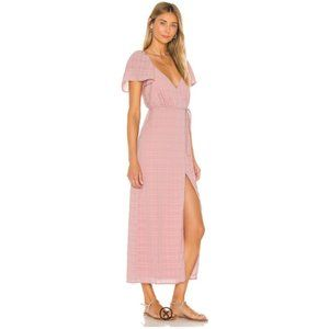 NWT Privacy Please Cassidy Pink Maxi Dress - Small